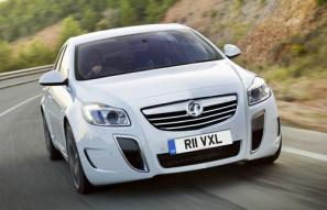 New 325 hp Vauxhall Insignia VXR on sale this summer