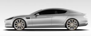 Aston Martin Rapide officially unveiled