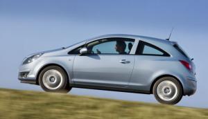 The new Vauxhall Corsa ecoFLEX