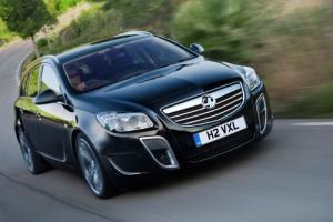 New 325 PS Vauxhall Insignia VXR Sports Tourer