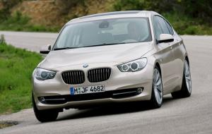 The new BMW 5 Series Gran Turismo