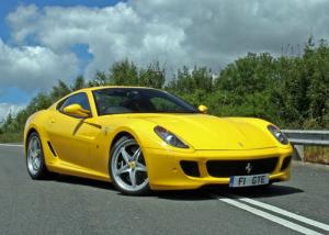 Handling GTE option Ferrari 599 GTB Fiorano now available