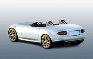 Mazda MX-5 Superlight version to premiere at Frankfurt
