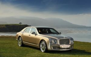 New Bentley Mulsanne debuts at Pebble Beach Concours D'Elegance