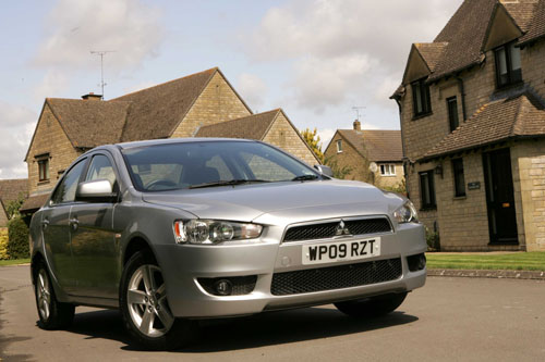 New entry level Mitsubishi Lancer 1.5 SE