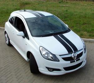More VXR accessories for Vauxhall Corsa
