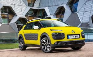 2015 Citroen C4 Cactus Review