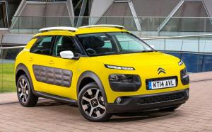 Citroen C4 Cactus on sale now priced from £12,990