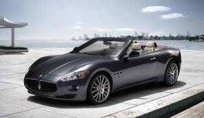 Maserati GranCabrio to premiere at Frankfurt