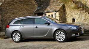 Vauxhall Insignia Sports Tourer ecoFLEX announced