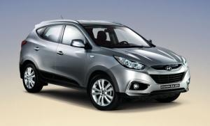Hyundai ix35 photos released