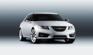 The new Saab 9-5 Saloon
