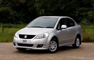 Suzuki SX4 Saloon added to the range