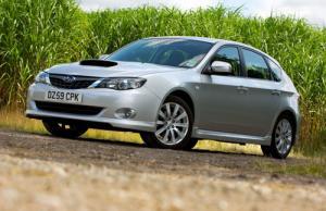 The new Subaru Impreza Boxer Diesel