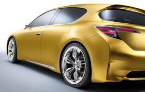 Lexus LF-Ch to debut at Frankfurt, other models revised