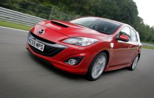 New Mazda3 MPS on sale 1 October priced at £21,500