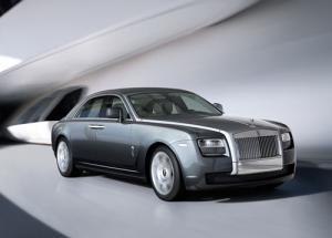 Rolls-Royce Ghost to debut at Frankfurt