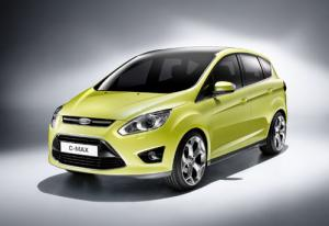Frankfurt debut for new Ford C-MAX
