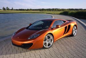 McLaren Automotive introduces the McLaren MP4-12C