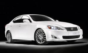 Lexus IS range gets F-Sport package, IS-F has new LSD
