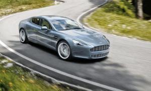 The Aston Martin Rapide