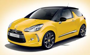 Be the first to own a Citroen DS3