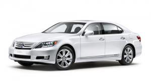 Lexus reveals the 2010 LS 600h