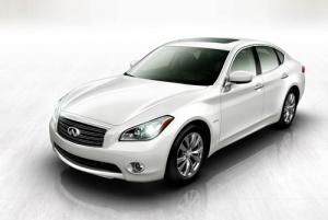Infiniti M35 Hybrid confirmed for 2011 production