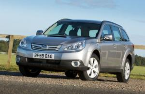 New Subaru Outback on sale now