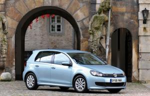 New VW Golf BlueMotion on sale now from £17,325
