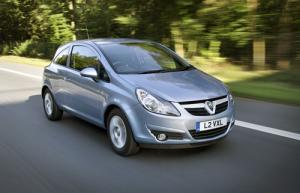 New Vauxhall Corsa ecoFLEX on sale January 2010 with CO2 of 98g/km