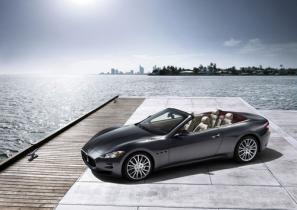 Maserati GranCabrio pricing announced