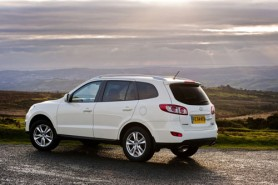 New 2010 Hyundai Santa Fe gets new diesel engine