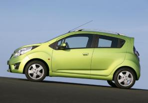 Chevrolet Spark prices announced