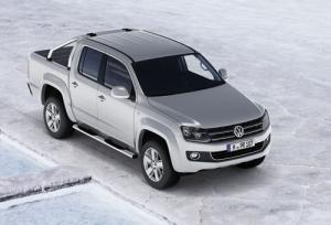 The new Volkswagen Amarok