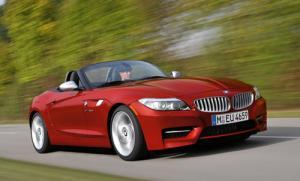The new BMW Z4 sDrive35is and BMW Z4 M Sport