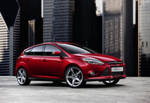 2011 Ford Focus unveiled at Detroit