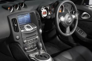 New Nissan 370Z Roadster