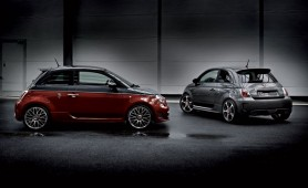 Abarth 595 Turismo and Competizione