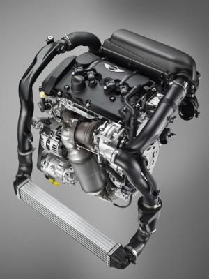 New petrol engines for Mini