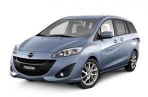 Premiere of all-new Mazda5 at Geneva