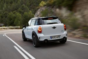 Mini Countryman UK prices announced