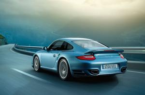 The New Porsche 911 Turbo S