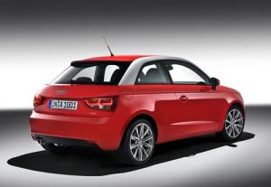 The new Audi A1 officially revealed