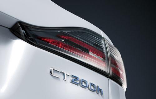 Lexus CT 200h to debut at Geneva