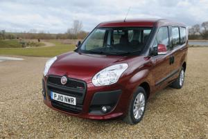 Prices announced for new Fiat Doblo