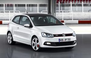 The new VW Polo GTI
