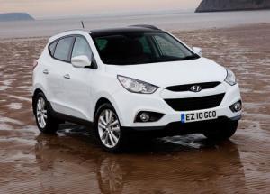 Prices announced for Hyundai ix35
