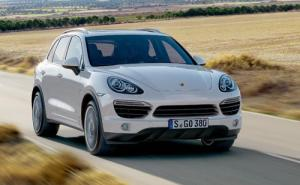 New Porsche Cayenne to debut at Geneva