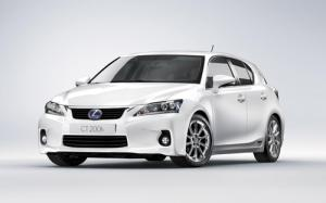 The new Lexus CT 200h